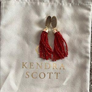 Kendra Scott Marin tassel earrings